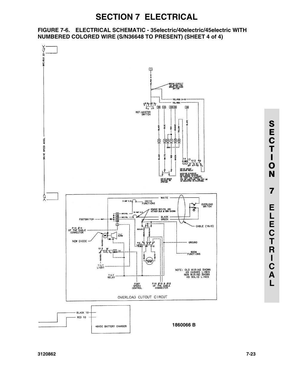 Jlg N40e Wiring Diagram Wire Center 450aj Trusted U2022 Rh Soulmatestyle Co 35e Parts