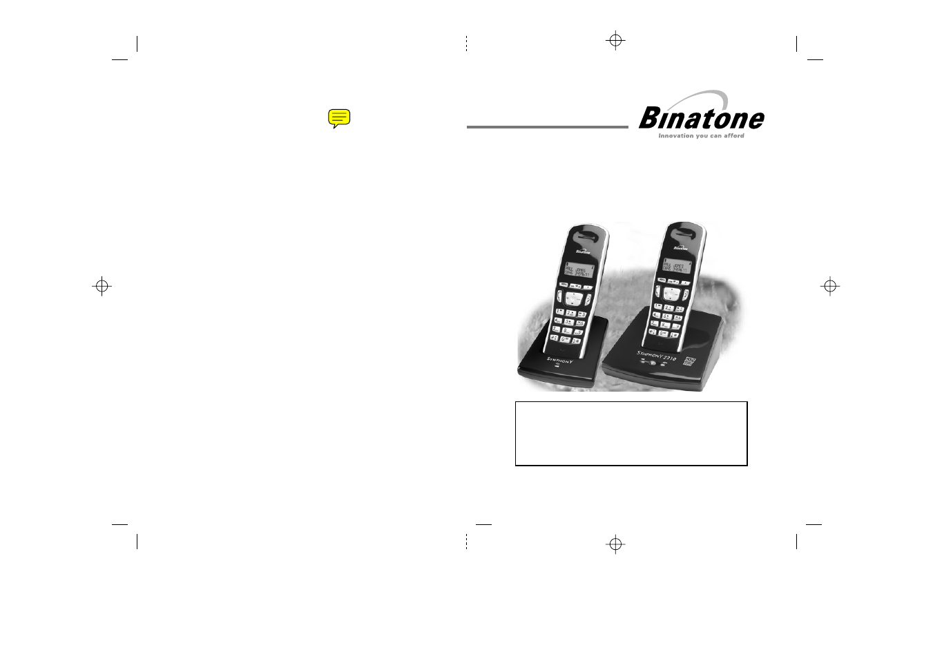 binatone 2020 cordless telephone user manual Array - binatone symphony 2210 user  manual 57 pages rh manualsdir ...