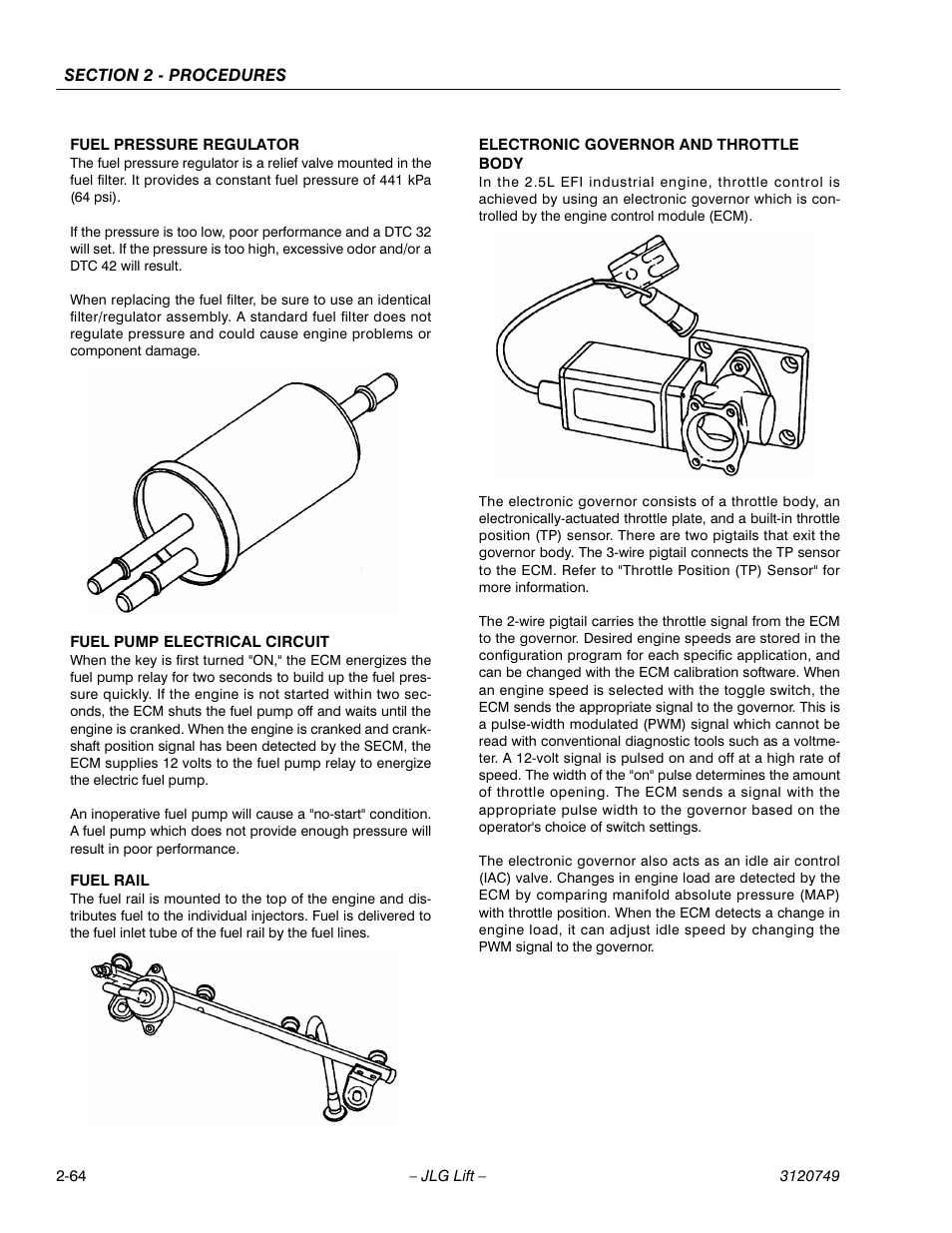 JLG 450AJ ANSI Service Manual User Manual | Page 82 / 152 | Also for: 450A  ANSI Service Manual