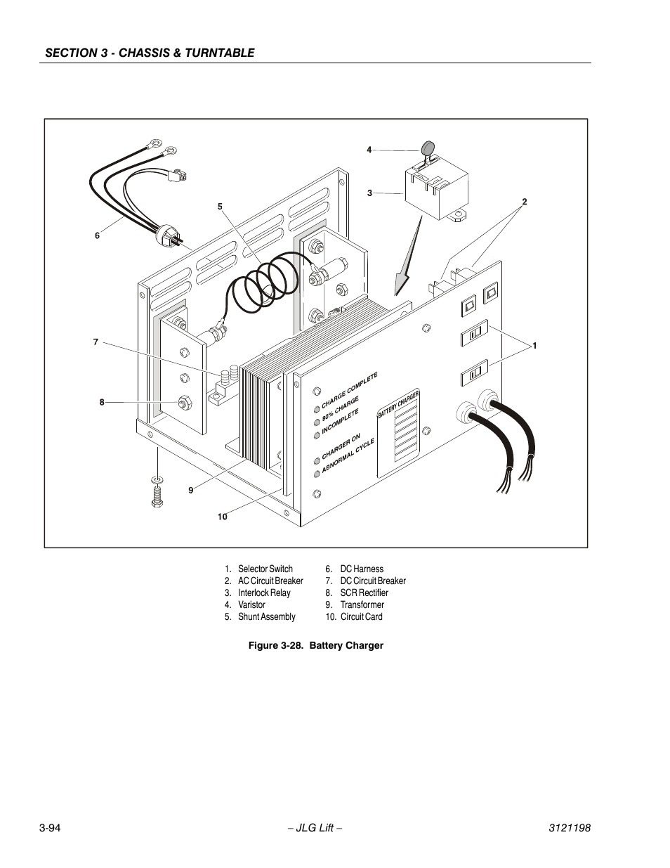 Jlg Battery Charger Wiring Schematic | Wiring Schematic ... on toyota wiring schematics, hino wiring schematics, ingersoll rand wiring schematics, cushman wiring schematics, john deere wiring schematics, kubota wiring schematics, ford wiring schematics, hyster wiring schematics, komatsu wiring schematics, toro wiring schematics, husqvarna wiring schematics, yamaha wiring schematics, sullair wiring schematics, chevrolet wiring schematics, mack wiring schematics, honda wiring schematics, pierce wiring schematics, international wiring schematics, mazda wiring schematics, mitsubishi wiring schematics,