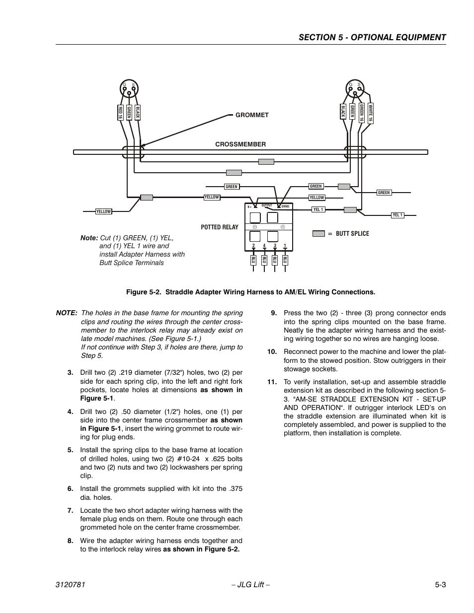 25el manual rh 25el manual oscilloscopes solutions