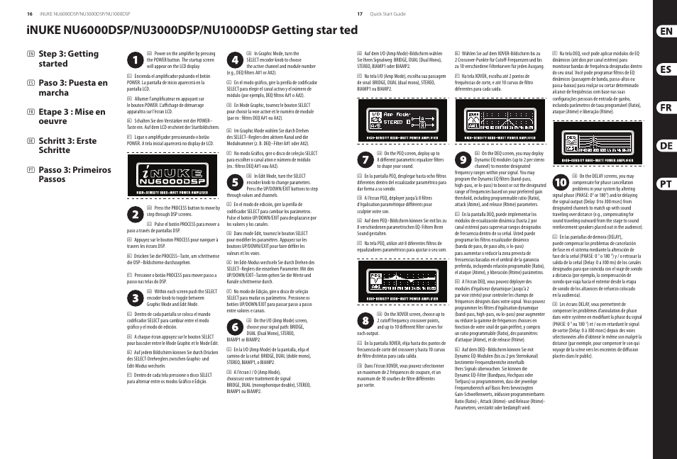 Digital crossover parametric user manuals manual 07272017 ai specialty technologies array step 3 getting started paso 3 puesta en marcha etape 3 mise en rh fandeluxe Gallery