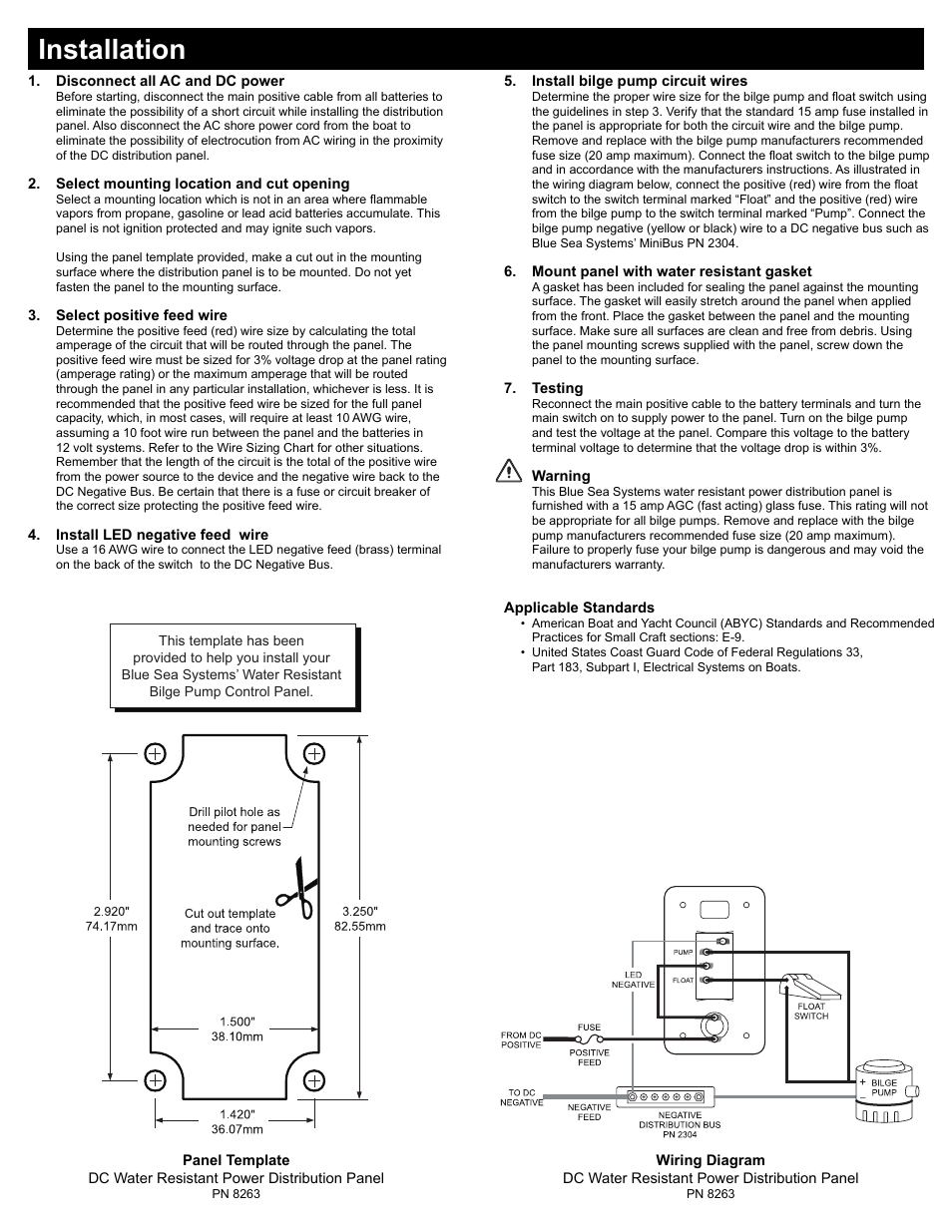 Wiring A Manual Bilge Pump Free Download Wiring Diagrams Pictures
