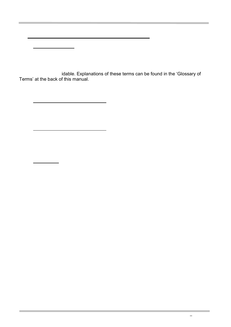 Introduction to the controller and manual, Sing, Anual | Carbolite  3216P1/P5 User Manual | Page 4 / 20