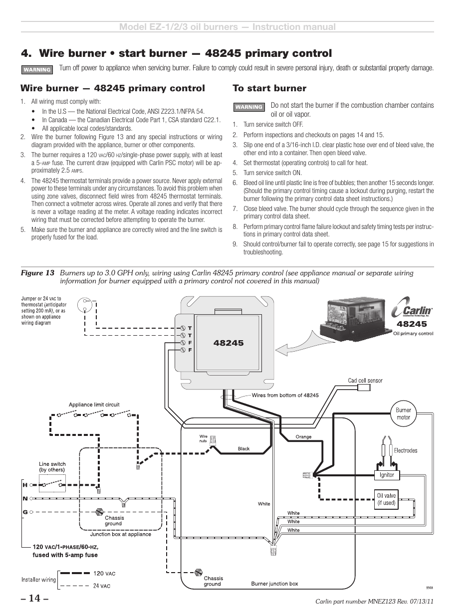 Carlin Ez 2  3 User Manual