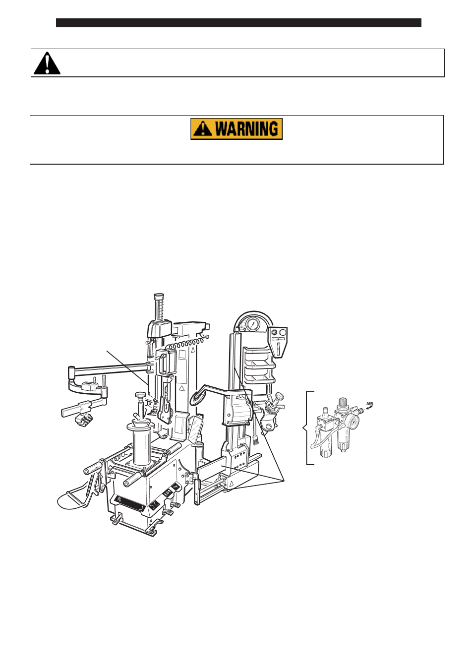 COATS ProGuard Leverless Plus Tire Changer User Manual ...