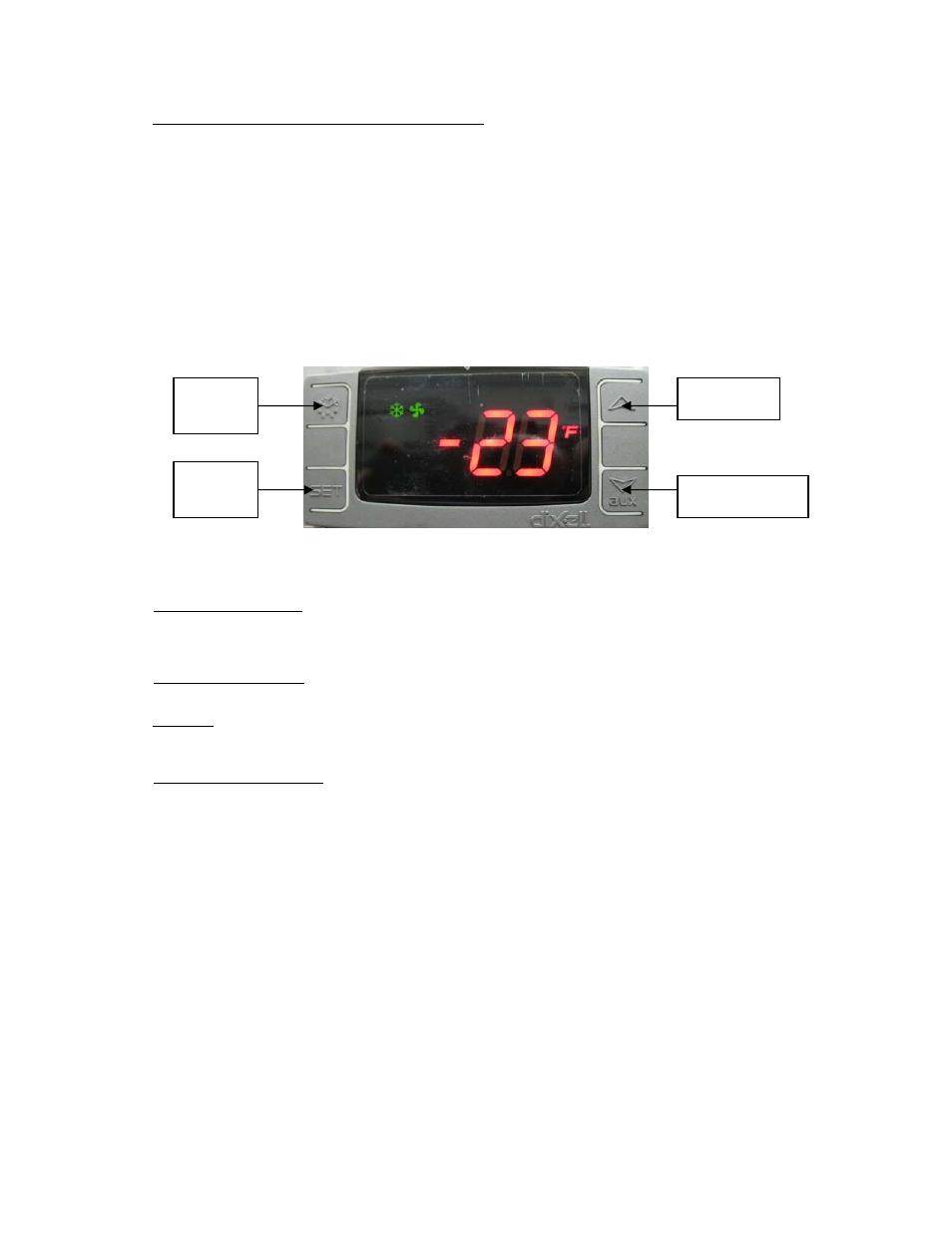 Beverage Air E Series Manual One Word Quickstart Guide Book Cooler Wiring Diagram Defrost Button Up Arrow Set Down Rh Manualsdir Com Bm23 Parts Mt45