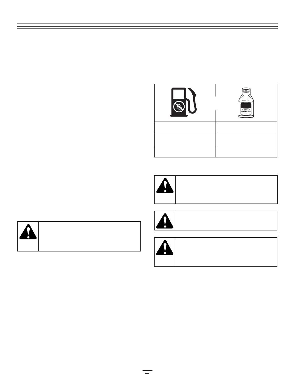 oil fuel information bolens bl250 user manual page 10 80 rh manualsdir com New Holland Manuals Bolens Primer Bulb