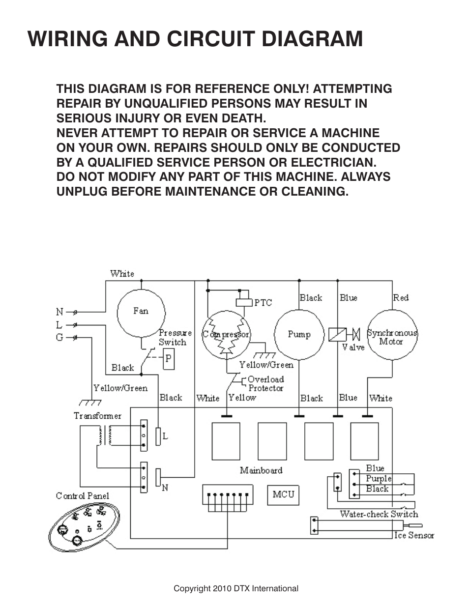 Wiring and circuit diagram | Great Northern Popcorn 6058 ... on ice maker lights, ice maker cover, ice maker troubleshooting, ice maker solenoid, ge ice maker diagram, ge refrigerator schematic diagram, ice maker capacitor, ice maker motor, sub-zero ice maker diagram, whirlpool refrigerator schematic diagram, ice maker electrical, kenmore refrigerator schematic diagram, ice maker plug diagram, ice maker for frigidaire refrigerator, ice maker help, kenmore refrigerator ice maker diagram, ice maker screw, ice maker wiring harness, ice maker hose, ice maker specifications,