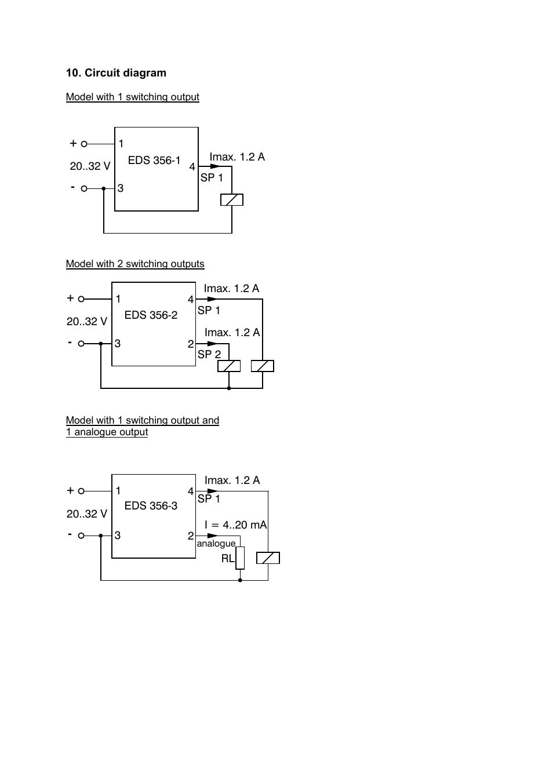 Hydac eds 300 user manual | page 2 / 14 | original mode.