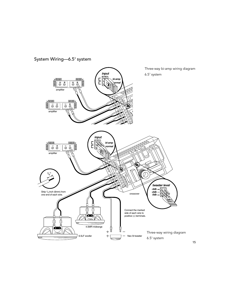 system wiring u20146 5  three