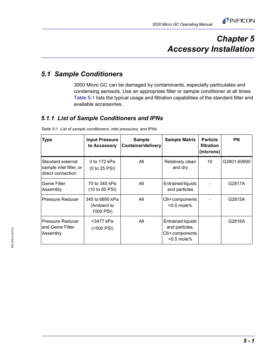 chapter 5 accessory installation 1 sample conditioners 1 list of rh manualsdir com Gutter Installation Guide Garage Door Installation Manual