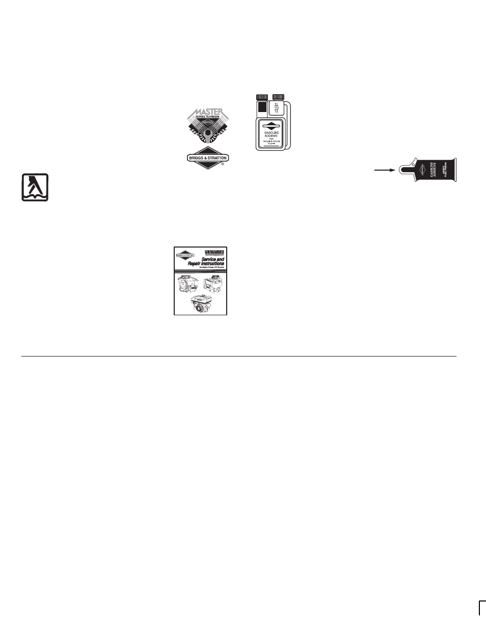 Briggs And Stratton 287700 Engine Service Manual Diagram Page 8