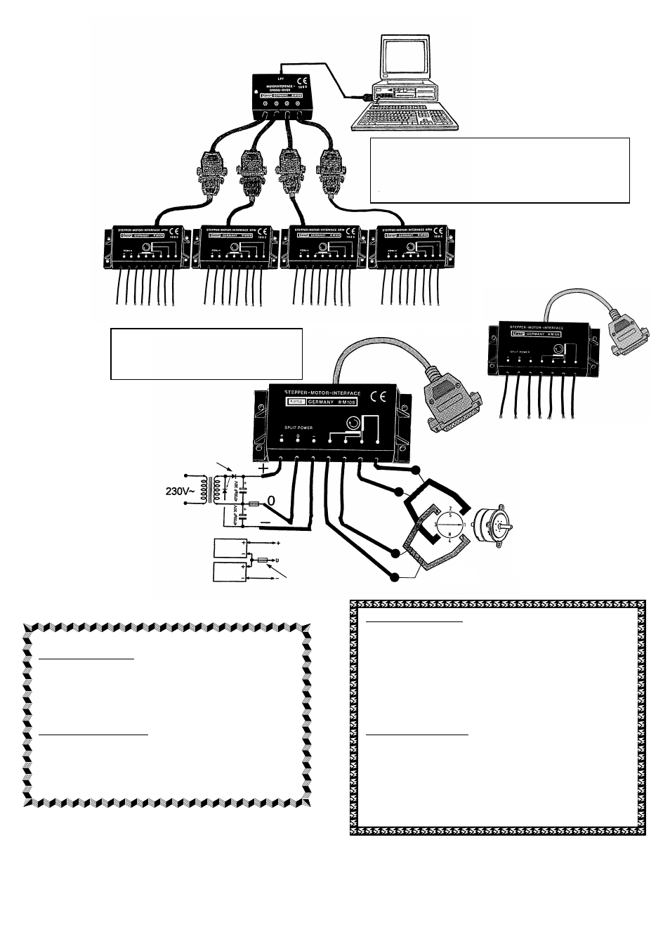 Kemo Electronic M106 User Manual Page 3 4 Stepper Motor Controller Circuit Diagram Pictures