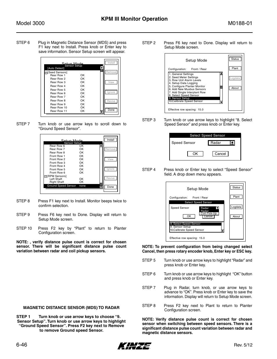 kpm iii monitor operation setup mode rev 5 12 kinze 3000 rigid rh manualsdir com Kinze 3000 6 11 Kinze 2000