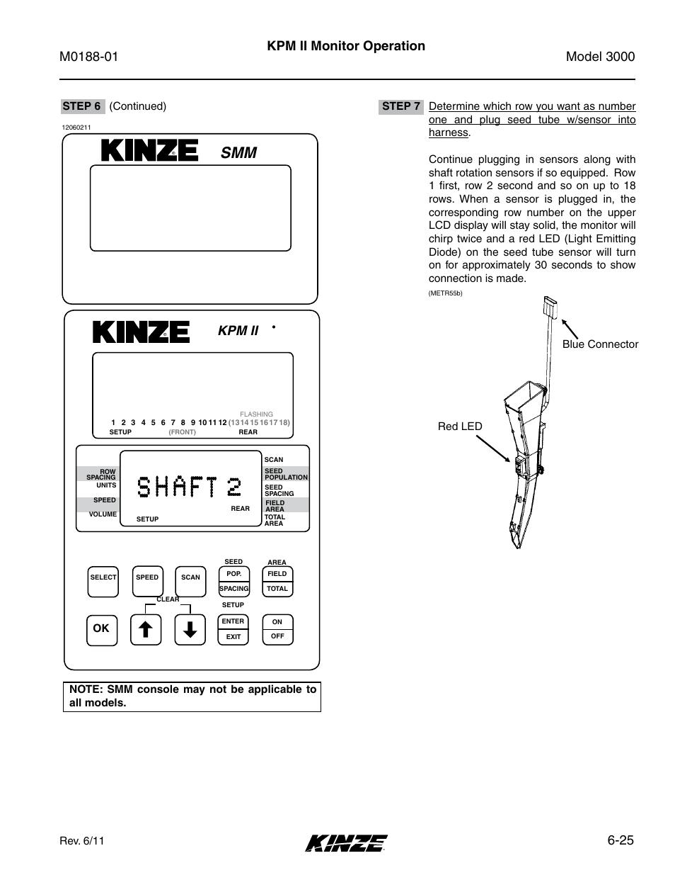 25 kpm ii monitor operation kpm ii rev 6 11 kinze 3000 rigid rh manualsdir com Kinze 3600 Kinze 3000 Planter