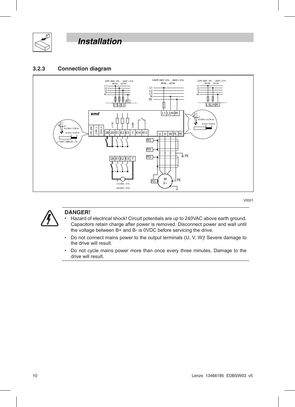Lenze Inverter Wiring Diagram : Inverter ballast wiring diagram fluorescent fixtures t