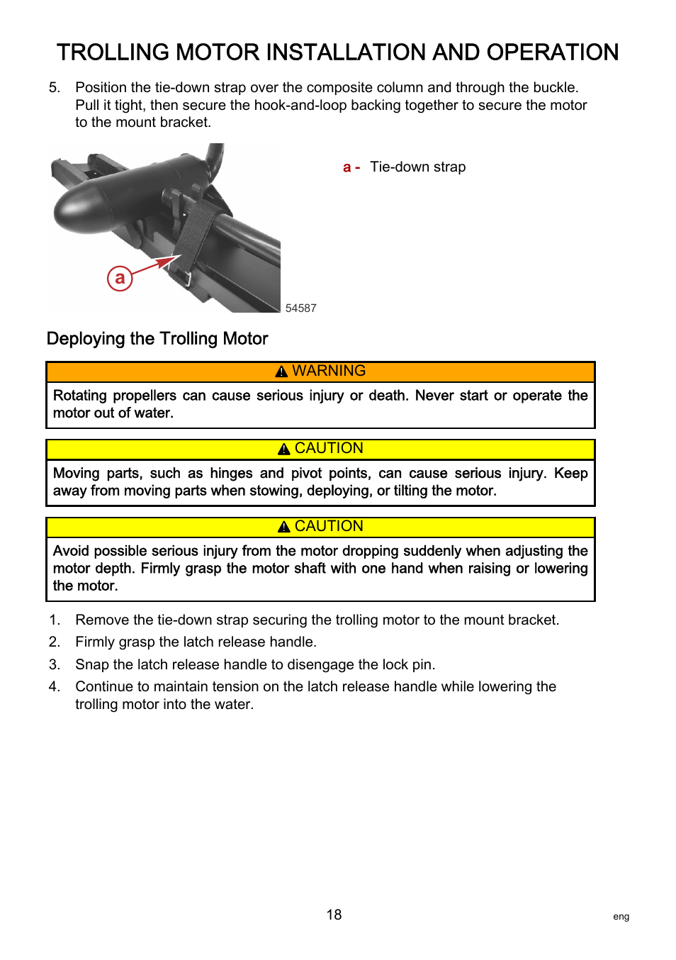 Slowing Down The Trolling Motor Manual Guide