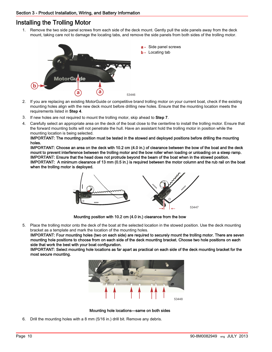 How To Wire A Trolling Motor Manual Guide