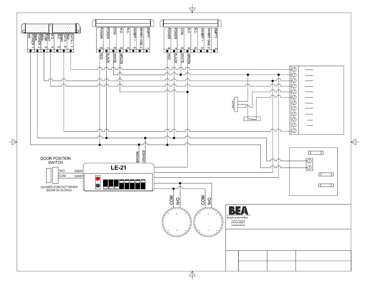 Bodyguard  C3938 P  S  C4190 Control