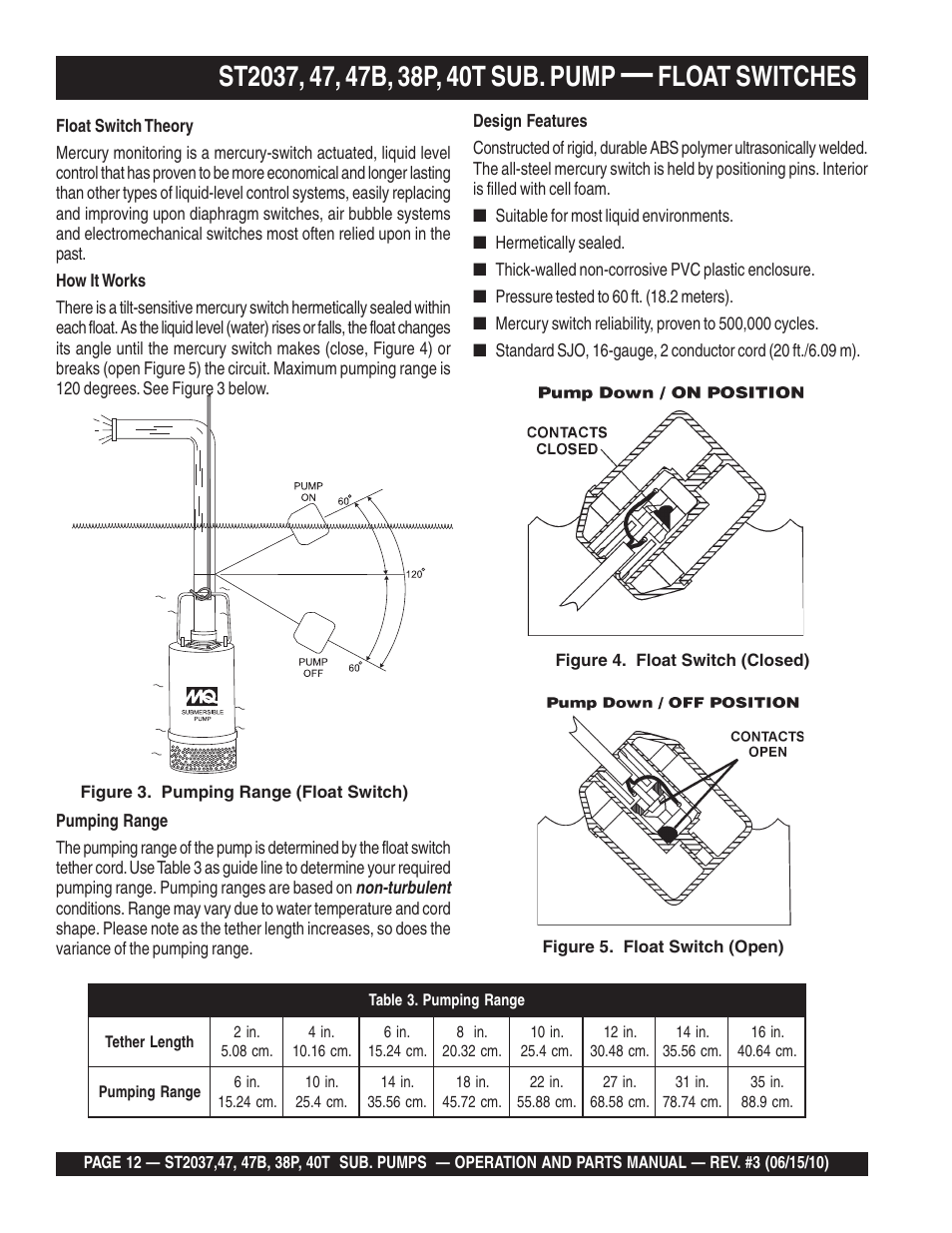 Wiring Multiple Float Switches Manual Guide