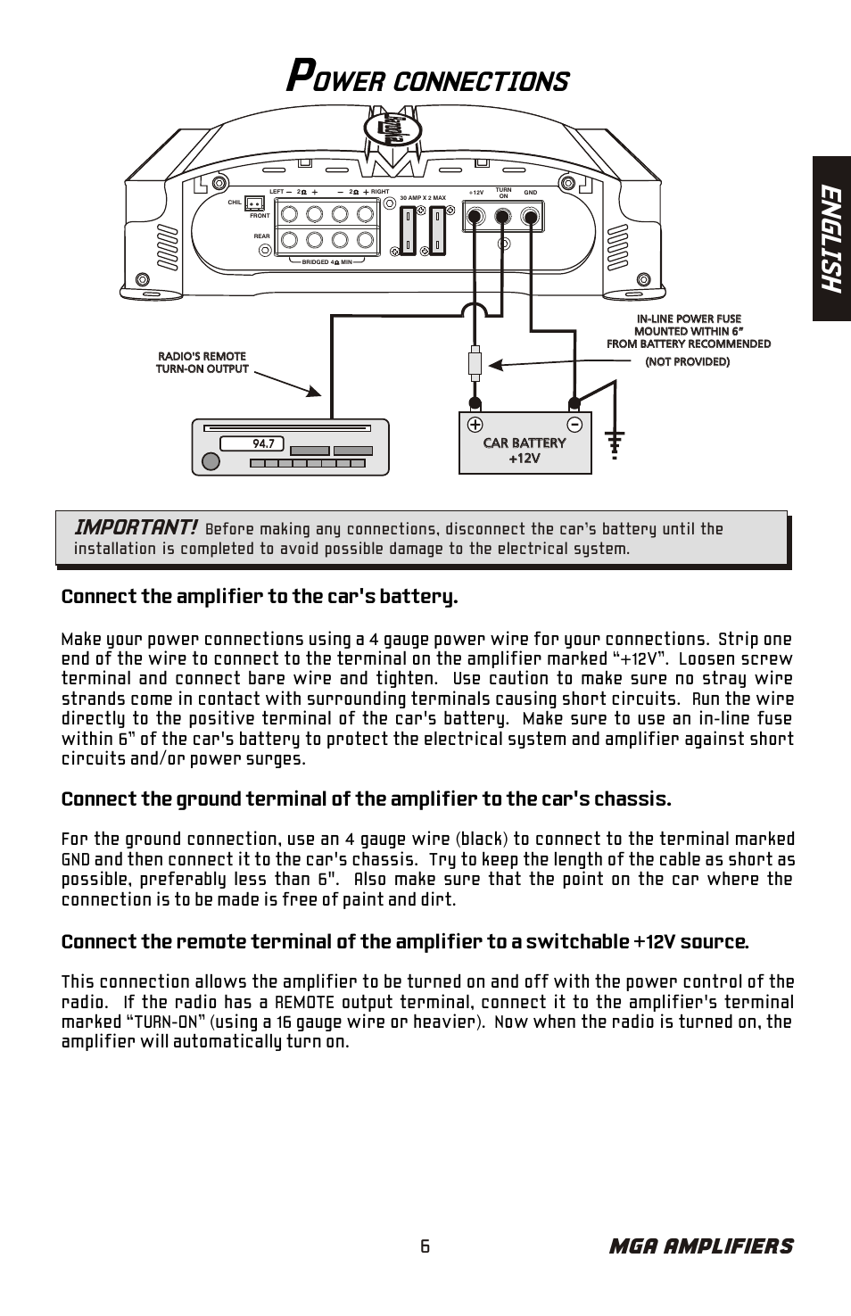 Dorable Mga Wiring Diagram Ensign - Best Images for wiring diagram ...
