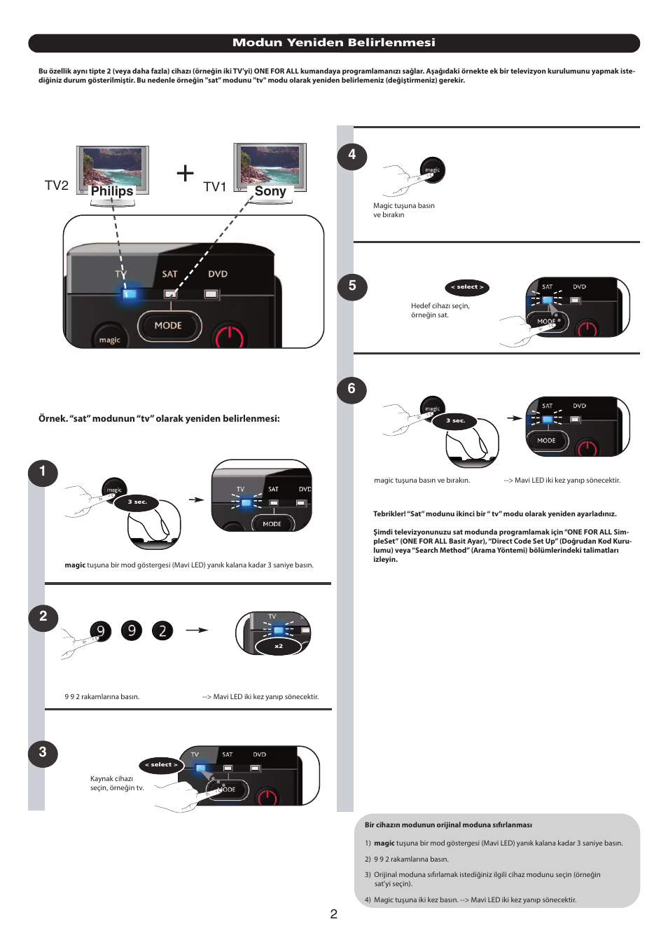 philips sony tv1 tv2 one for all urc 7130 essence 3 user manual rh manualsdir com Philips Schematics Philips Television