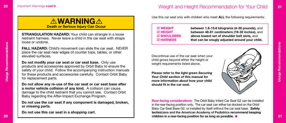 Awe Inspiring Warning Weight And Height Recommendation For Your Child Alphanode Cool Chair Designs And Ideas Alphanodeonline