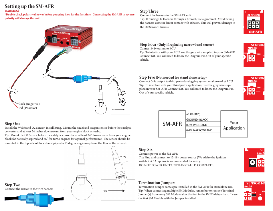 plx devices sm afr page1 plx devices sm afr user manual 2 pages plx wideband wiring diagram at reclaimingppi.co