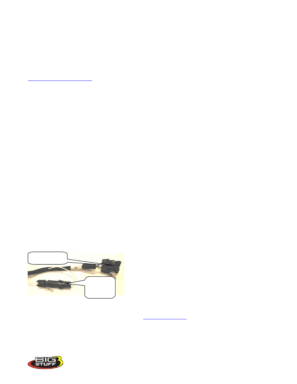 ... 4-way packard connector), Ignition | Precision Turbo and Engine  BigStuff3 GEN3 PRO SEFI System Hardware & BigComm Software User Manual |  Page 18 / 138