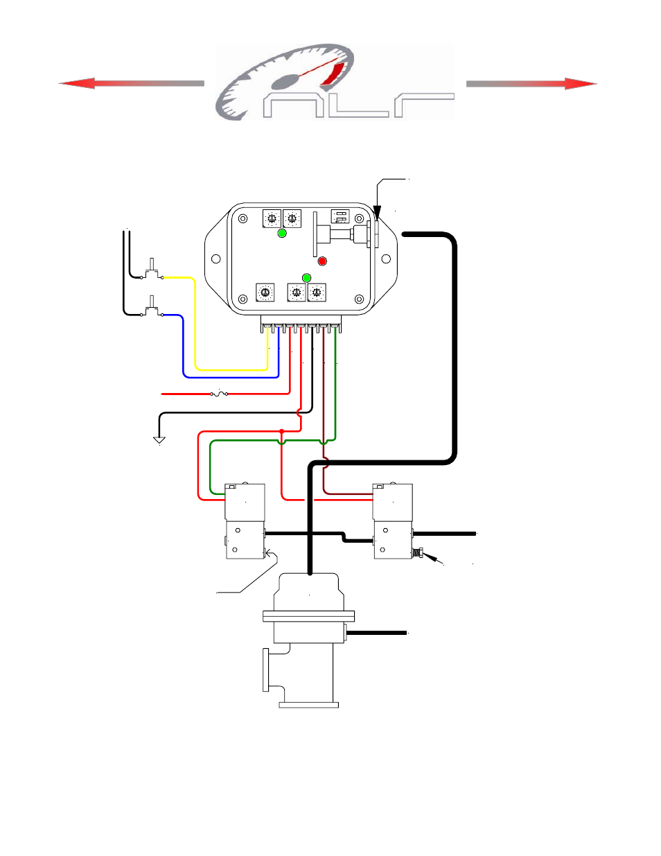 Wiring Diagram  Wastegate  1  8 Npt Plug Air Supply Or