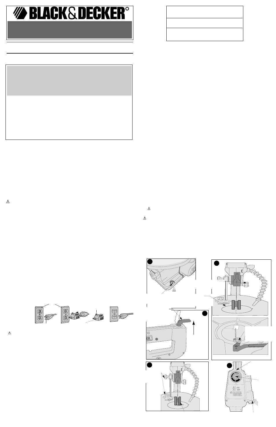 Black  U0026 Decker Bt4000 User Manual
