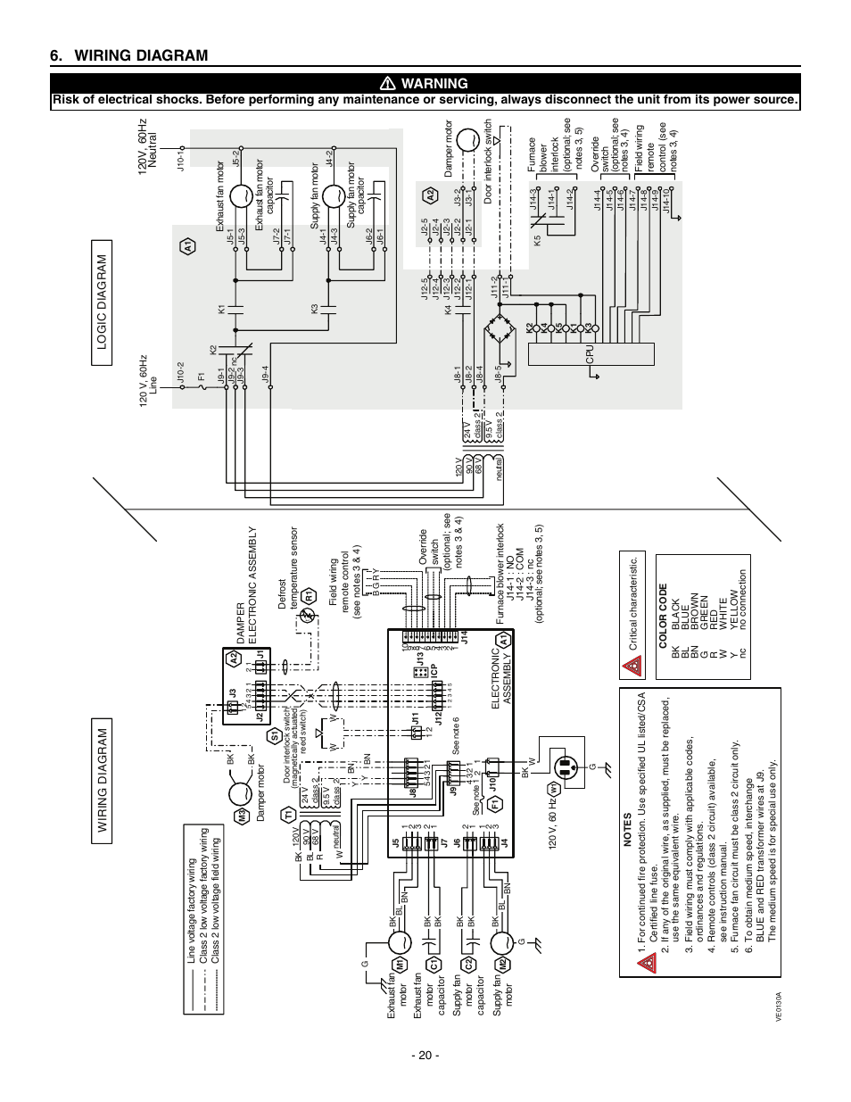 Wiring Diagram  Warning  Wiring Diagram Logic Diagram