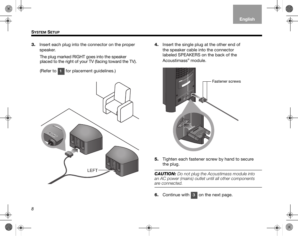 bose cinemate gs series ii user manual page 10 124 also for rh manualsdir com bose cinemate gs series ii user manual bose cinemate gs series ii manual pdf