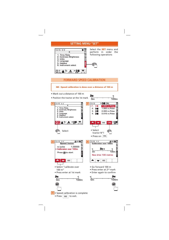 setting menu u201cset forward speed calibration sulky vision wpb rh manualsdir com sinergex vision 6 manual grundig vision 6 32 manual