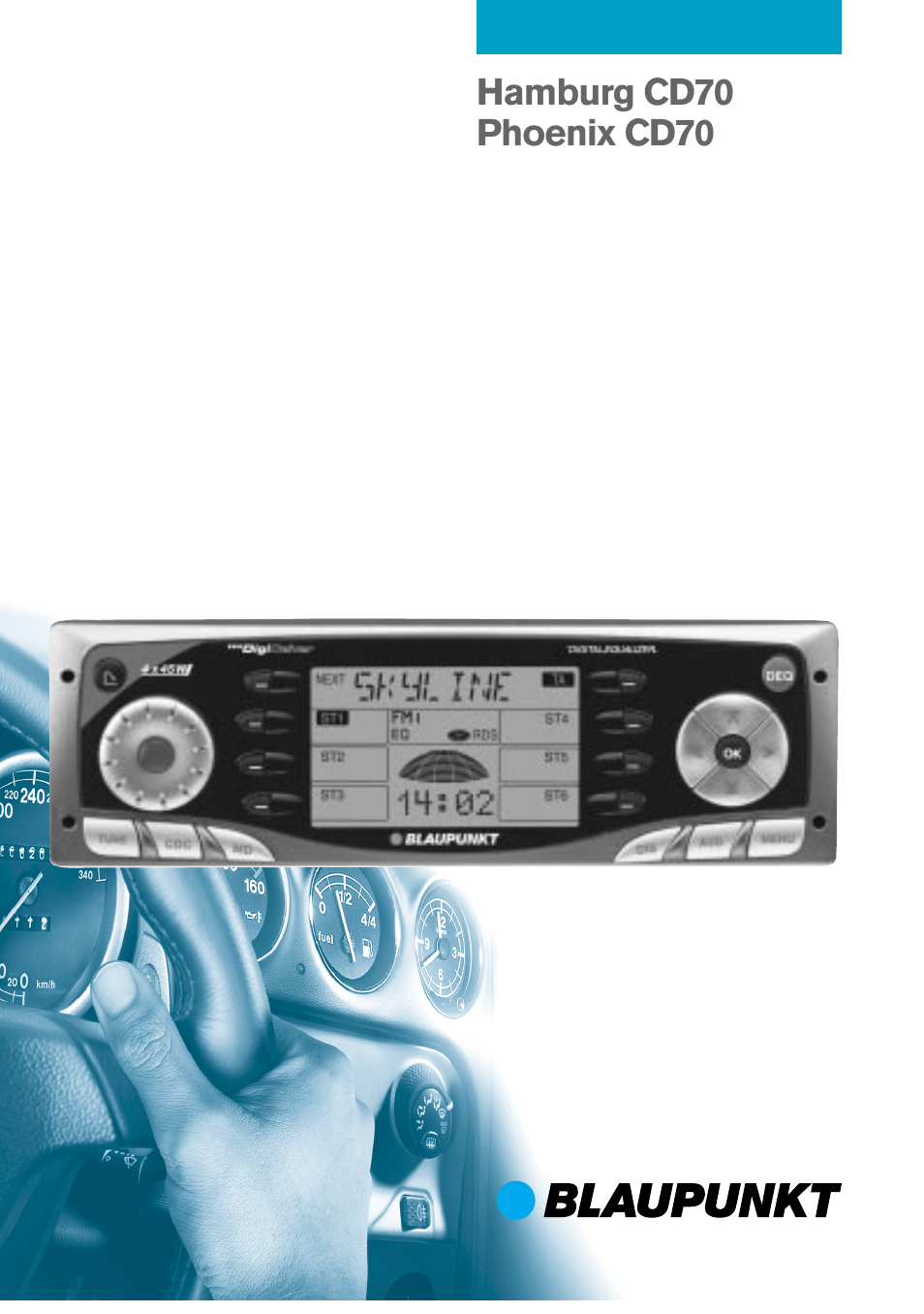 blaupunkt hamburg cd70 user manual 29 pages rh manualsdir com Blaupunkt Car Audio Models blaupunkt 520 car stereo manual