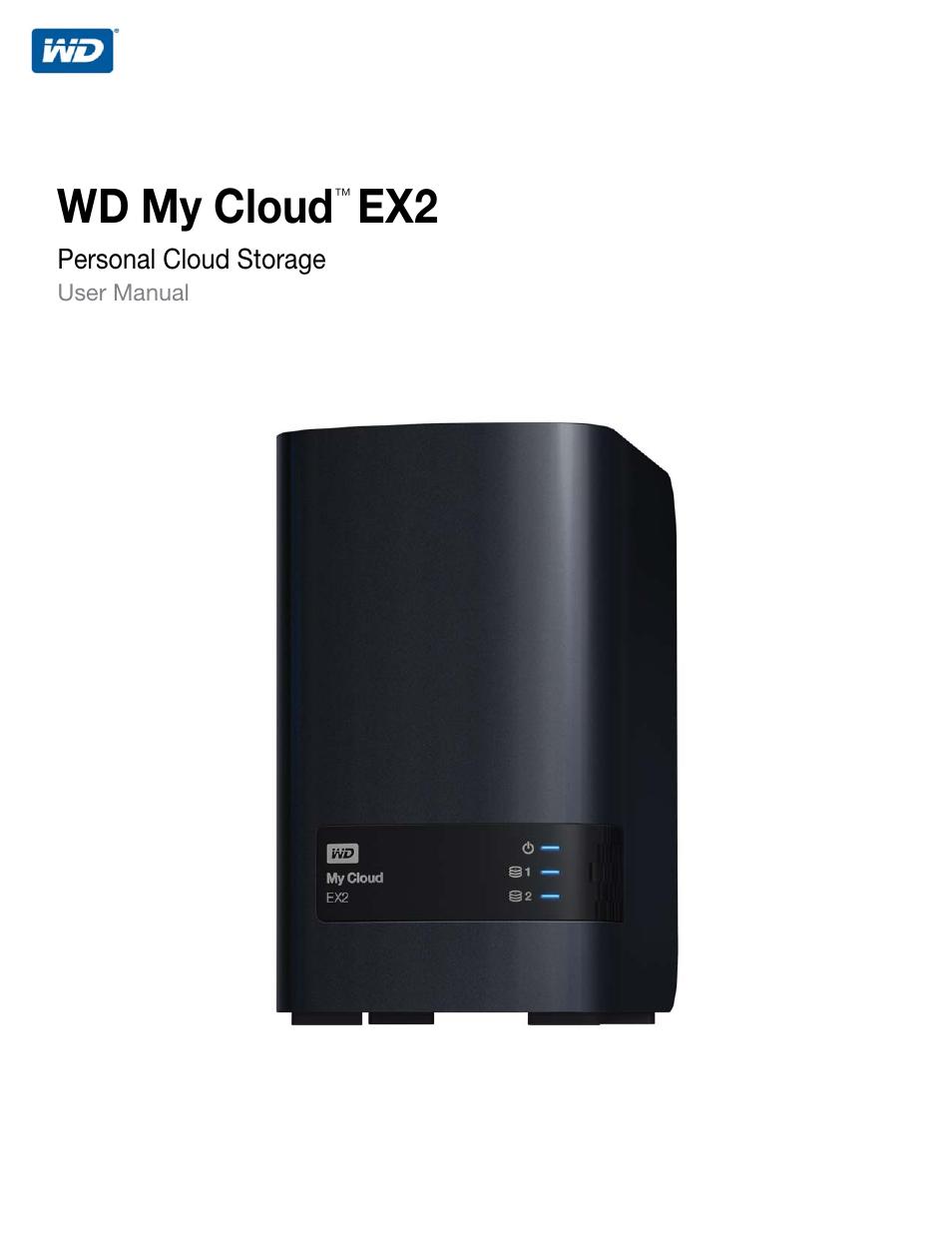 wd my cloud setup guide