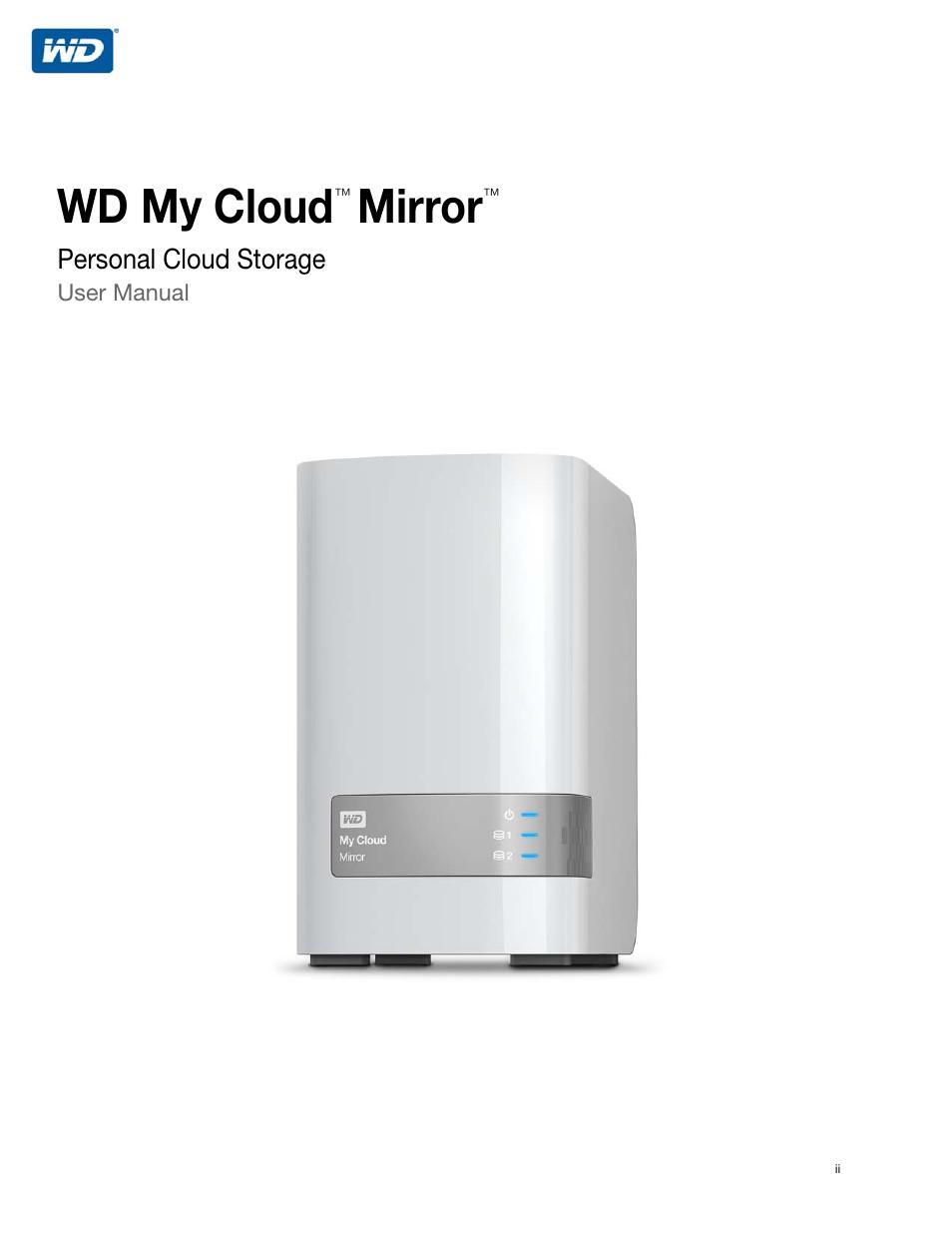 Western Digital 16TB My Cloud EX2 Ultra NAS ...