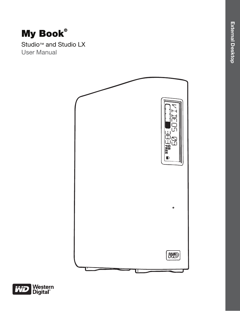 western digital my book studio studio lx user manual user manual rh manualsdir com my book world edition user manual wd my book user manual