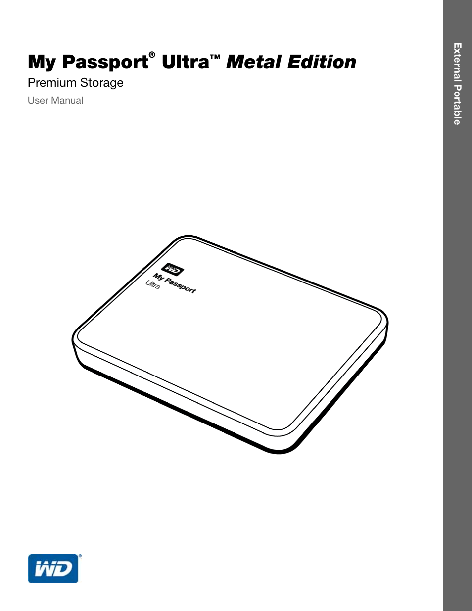 western digital my passport ultra metal user manual user manual 86 rh manualsdir com western digital my passport user manual 1.5TB Western Digital My Passport