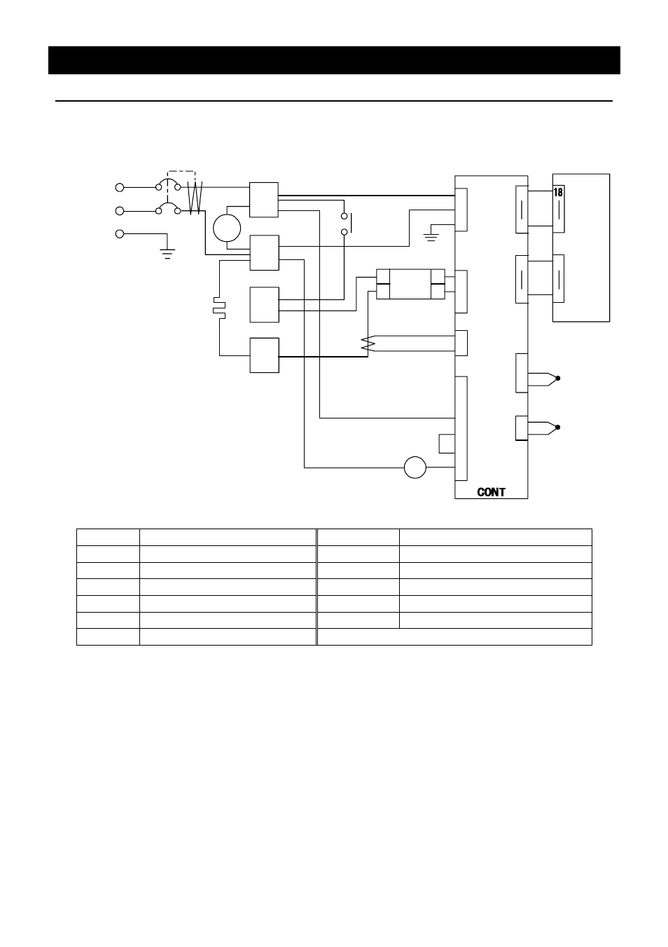 Wiring Diagram Pio Elb Ac100v Hth2 Th1 Yamato Scientific Dkn 912 Basic Current Transformer Constant Temperature Drying Oven User Manual Page 44 50