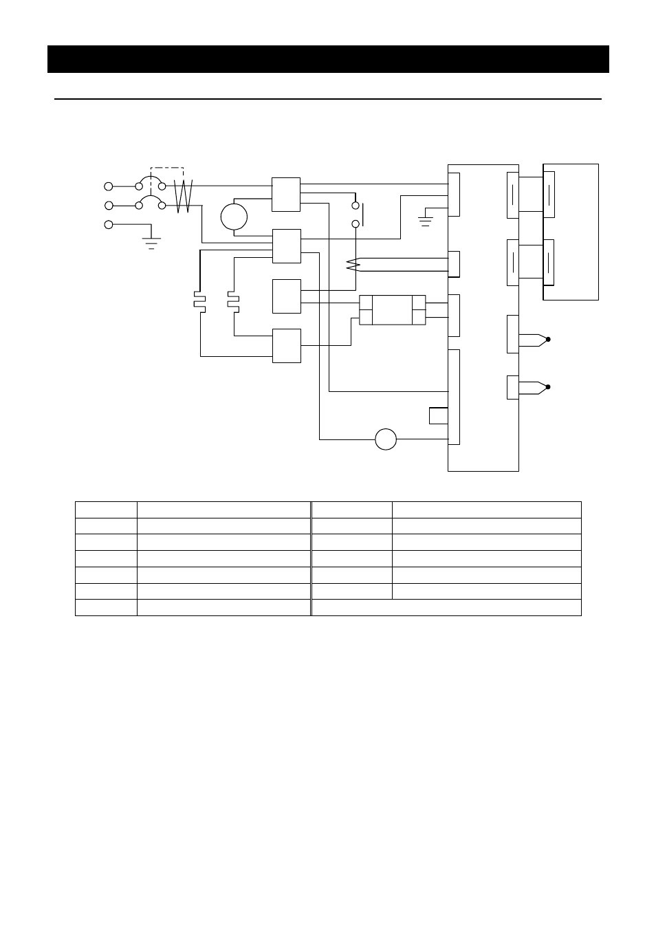 Wiring Diagram Yamato Scientific Dkn 912 Constant Temperature H1 Drying Oven User Manual Page 46 50