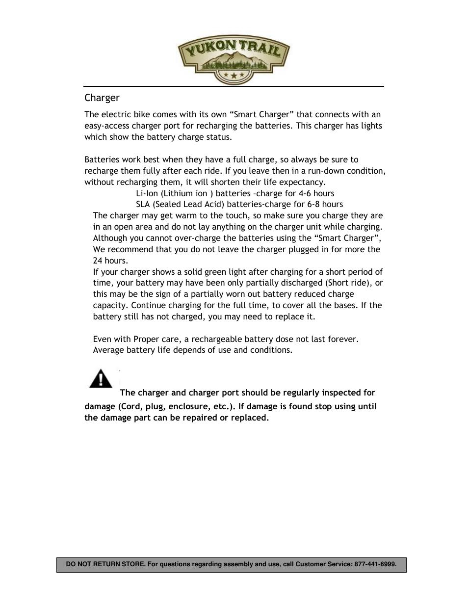 yukon trail dirt hawk 20 owners manual user manual page 18 33 rh manualsdir com Operators Manual Instruction Manual