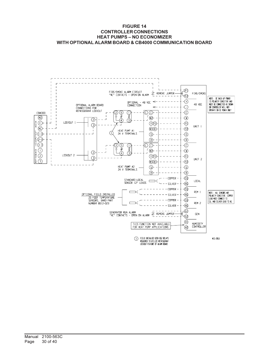 Lead Lag Pump Control Wiring Diagram Library Rhombus Panel Moreover Water Bard Solid State Dual Unit Controller Mc4000 User Manual Page 30