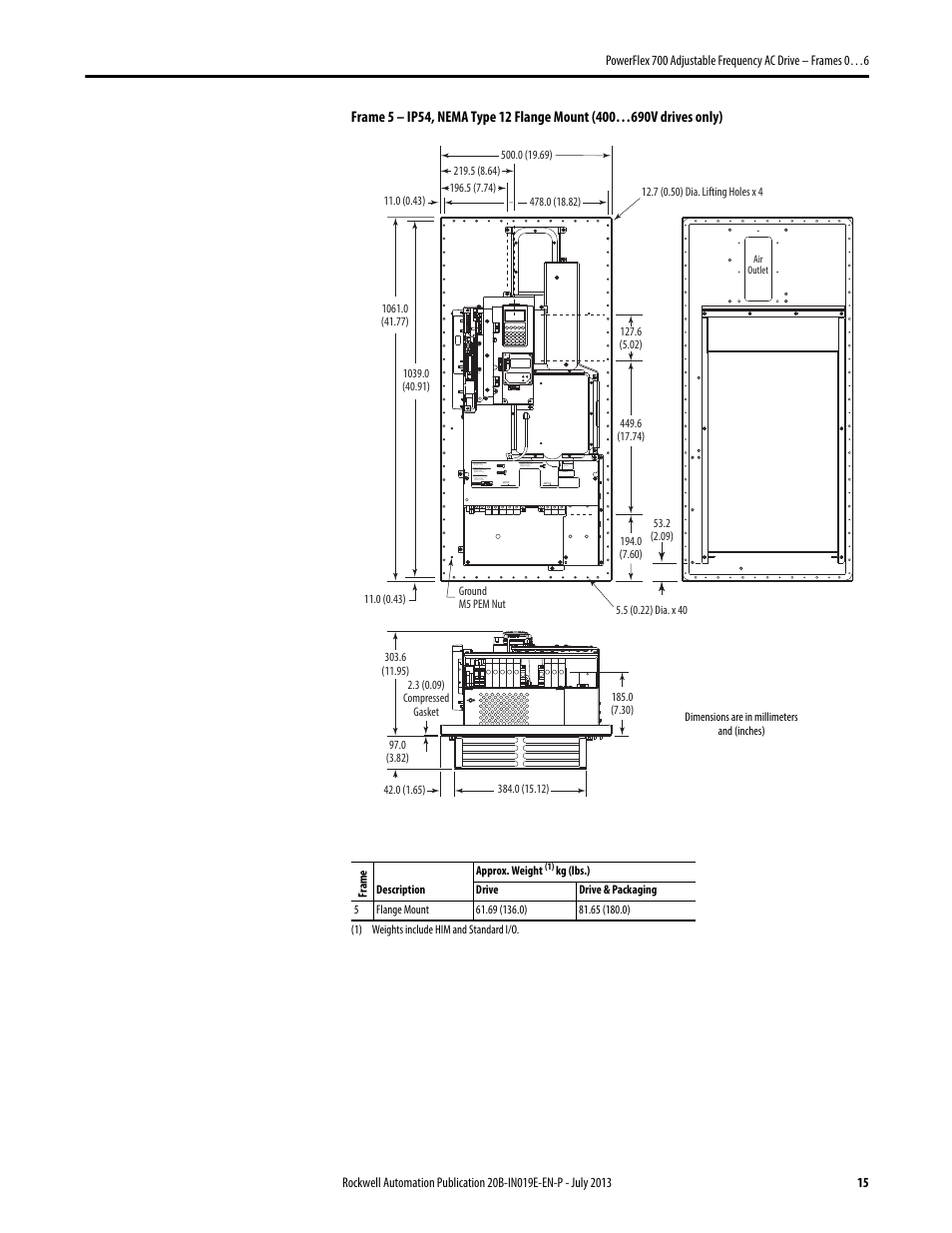 rockwell automation 20b powerflex 700 installation instructions rh  manualsdir com PowerFlex 40 Wiring-Diagram PowerFlex