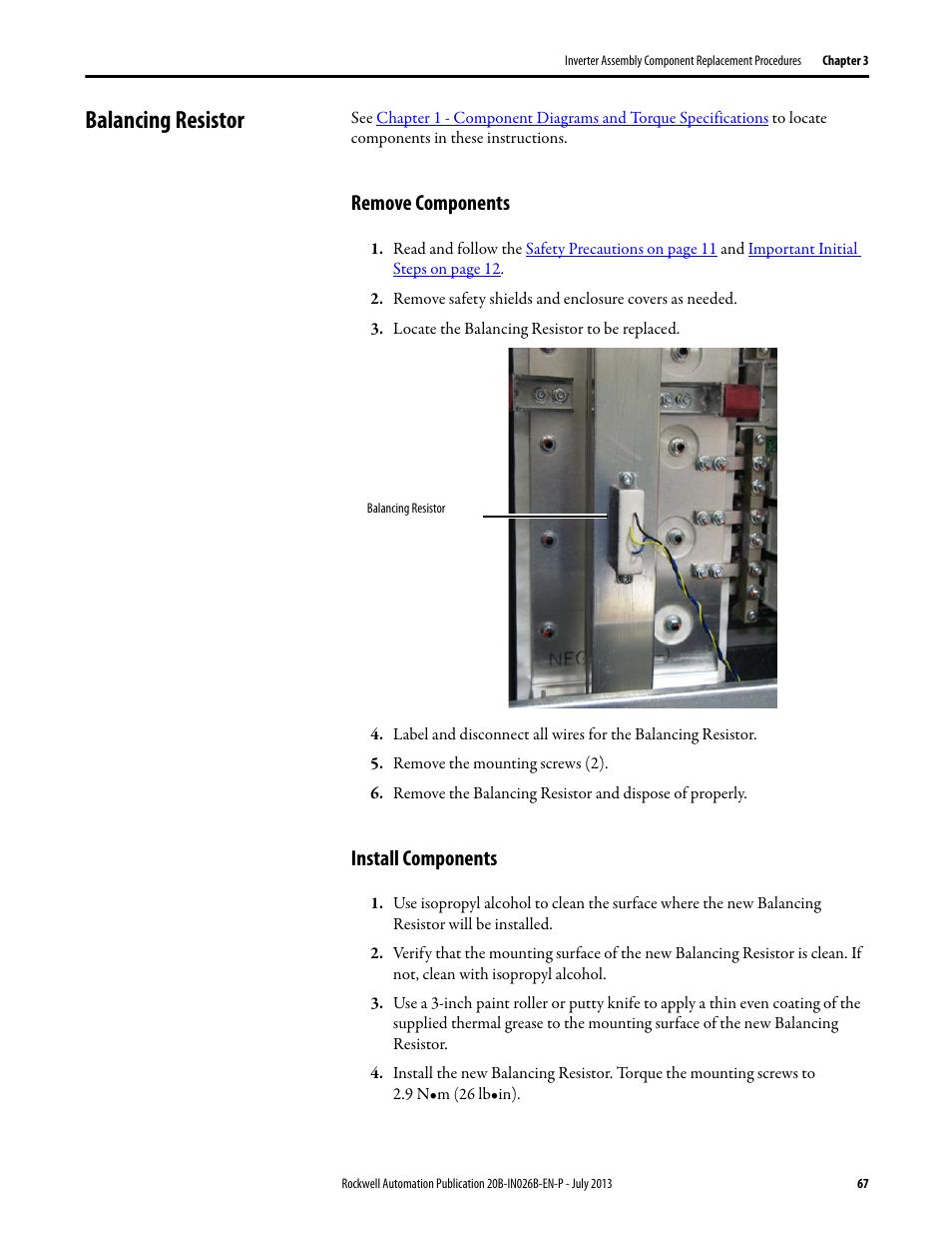 powerflex 700 drive frame 5 components replacement   Nakanak org