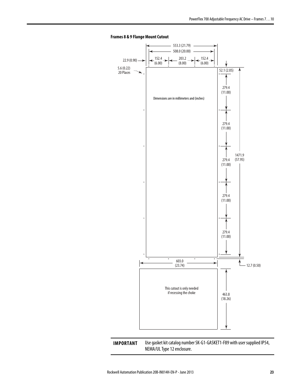 Powerflex 700 Frame 6 Wiring Diagram Libraries Rockwell Library