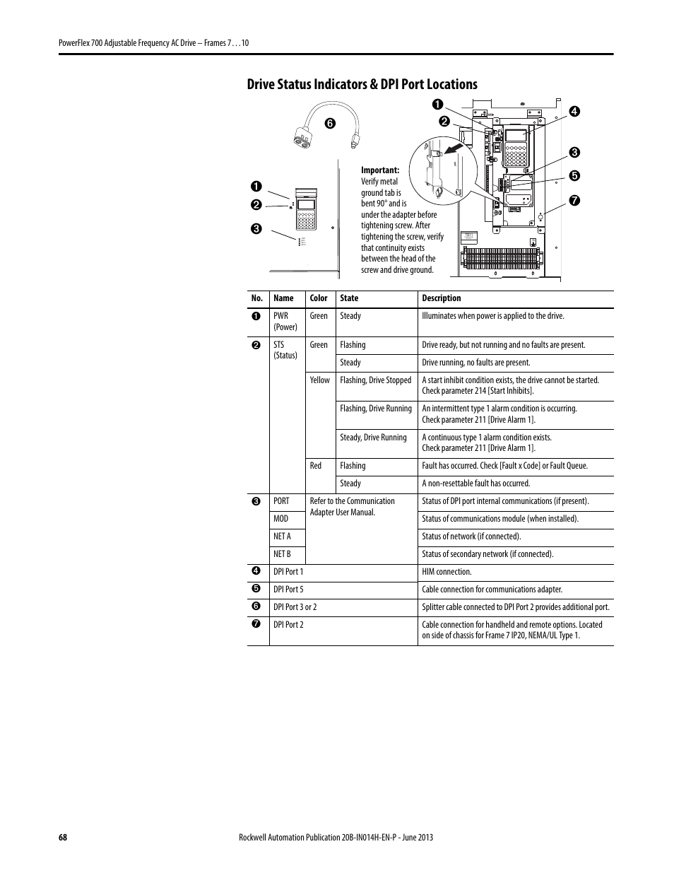 Powerflex 755 Wiring Diagram Explore On The Net Rockwell 700 Diagrams Imageresizertool Com Frame 8