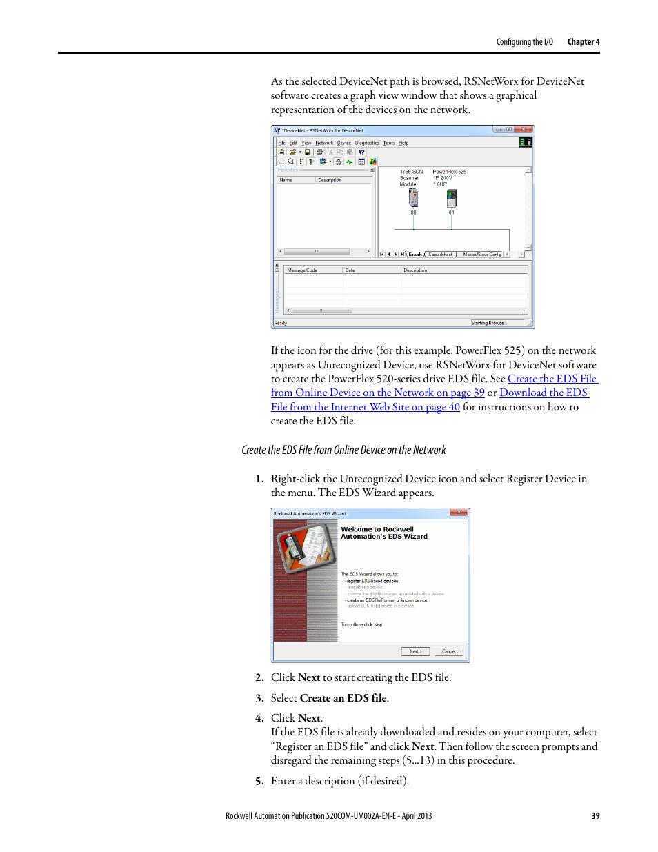 Devicenet Manual 1769 Sdn Scanner Module Catalog Wiring Diagram Rockwell Automation 25 Comm D Powerflex 525
