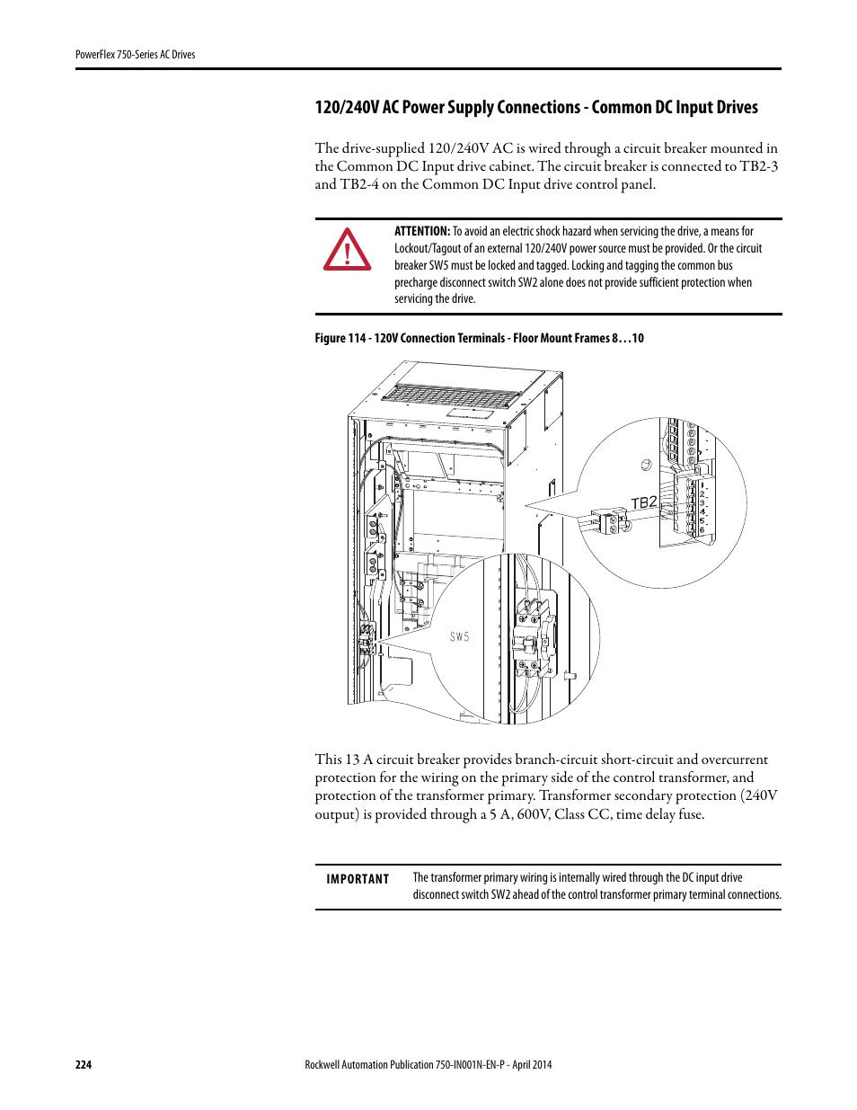 Rockwell Automation 21G PowerFlex 750-Series AC Drives User Manual ...